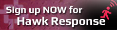 Sign up Now for Hawk Response