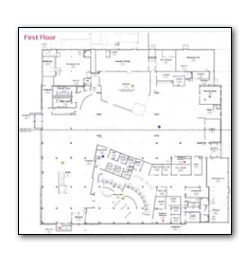 Cooper Student Center Blueprints