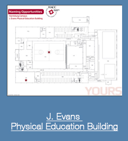 Harrisburg J Evans Physical Education Building