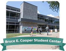 Bruce E Cooper Student Center Renovation Information