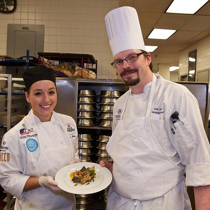 Fund for Excellence for the Benjamin Olewine III Center for the Study of Culinary Arts and Food Service Management