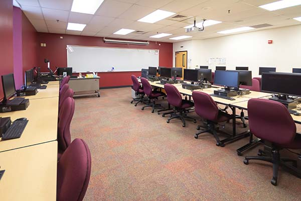 Computer Instructional Lab (110)