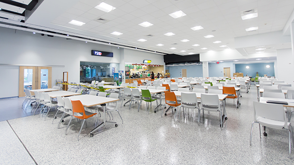 Dining Commons (102B)