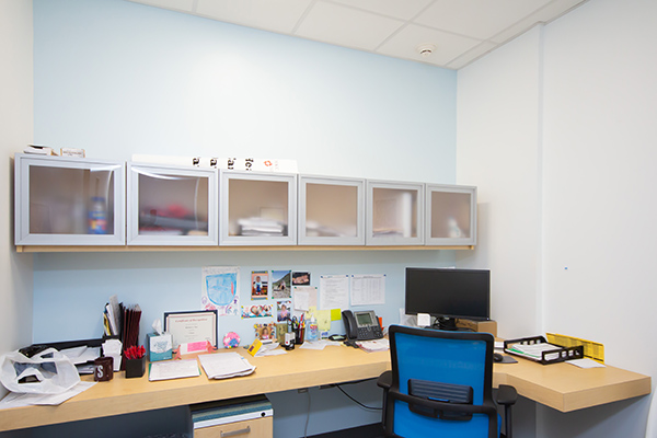 Admissions Suite Office (132B)