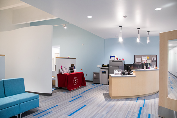 Counseling and Advising Suite (219)
