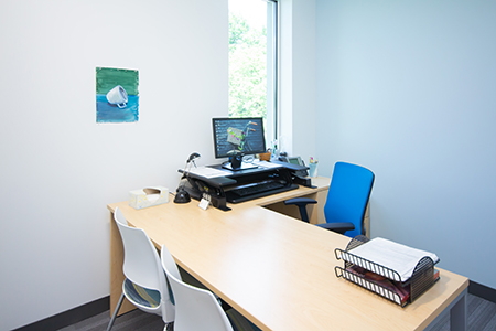 Counseling and Advising Office (219S)