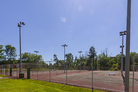 Harrisburg Campus Tennis Courts