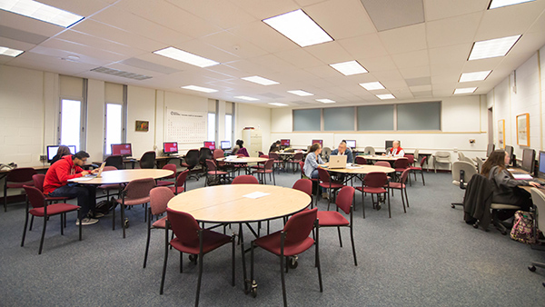 Tutoring Lab (117)