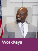 Workkeys Button