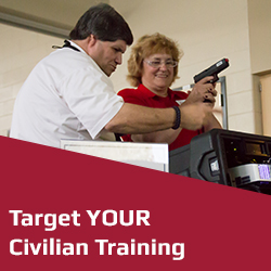 Target your civilian training