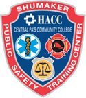 Public Safety Center Patch and Logo