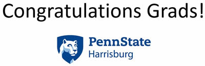 Penn State Congrats Message